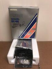 GRUNDIG UC-411 Am/Fm/Mpx Car Radio Cassette Player DNR New Old Stock