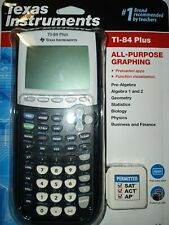 BRAND NEW!!! Texas Instruments TI-84 Plus Graphing Calculator - Black