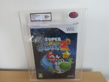 Super Mario Galaxy 2 Tin Money Box and game - Nintendo Wii new sealed pal