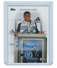 2017 Topps MLS Autographs #107 Jonathan Lewis Auto /455 - NM-MT