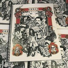 Chuco Moreno - The Chuco Sketchbook