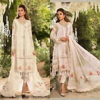 Pakistani Maria B Designer Suit Wedding Dress Embrodry Collection shalwar Kameez