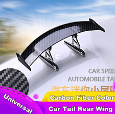 Universal Car Tail Rear Wing Carbon Fiber Styling Decoration Cheap Spoiler Mini