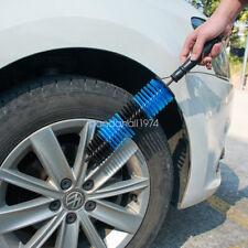 New Car Wheel Tire Rim Scrub Brush Truck Wash Cleaning Tool