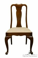 STICKLEY FURNITURE Solid Cherry Queen Anne Anniversary Dining Side Chair
