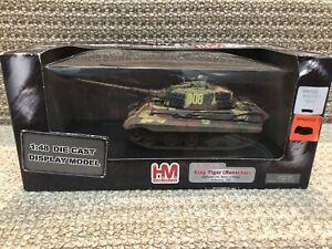 Hobby Master 1:48 King Tiger, Henschel sSSPzAbt 501, Bulge Ardennes 1944, HG0106