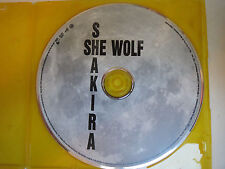 SHAKIRA - SHE WOLF [CD - 2009]