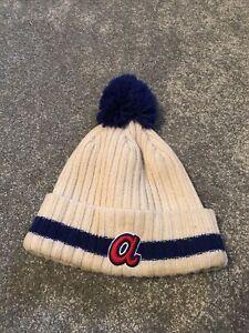 Atlanta Braves New Era Bobble Hat
