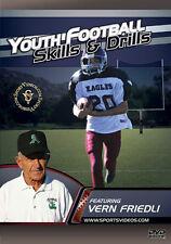 Youth Football Skills and Drills DVD