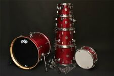 PDP Concept Maple 22B/10T/12T/14FT/16FT/14SD Cherry Stain + Hardwareset 900