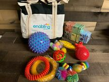 Enabling Devices Therapeutic Balls Kit for Special Needs Students 9085 Ed2 New