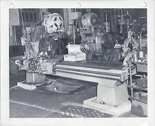 1950 PHOTO CARNEGIE STEEL YOUNGSTOWN OH/OHIO PLANT INDUSTRIAL MACHINERY