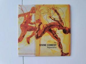 THE DIVINE COMEDY CD PROMO 3 TITRES REGENERATION inclus ACOUSTIC et LIVE OUI FM