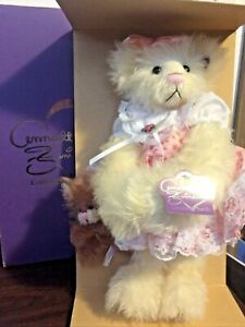 Annette Funicello Bear Buddies ~ Katie and Whiskers Cat ~ NIB