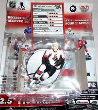 BOBBY RYAN Ottawa Senators Silver 2.5 In NHL Imports Dragon 2016-17 Figure LOOSE