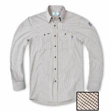 Tyndale Long Sleeve Button down shirt Xl White Flame Retardant Utility Lineman
