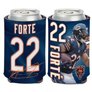 Chicago Bears Matt Forte Can Cooler (NEW) Coozie Koozie Holder Drink