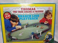 1996 Vintage ERTL Thomas the Tank Engine Branch Line Play Track Britt Allcroft +