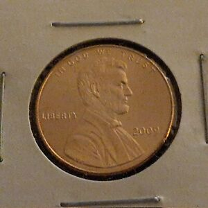 2009 P Lincoln Cent Bicentenial Penny Satin Finish