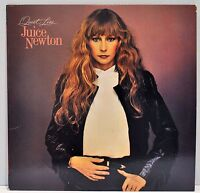 "JUICE NEWTON   ""Quiet Lies""   1982 Vinyl LP   Capitol ST-12210"