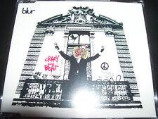 Blur Crazy Beat CD Europe Parlophone 2003 3 Track B/w Alternative Video CD ROM