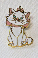 Walt Disneyland Paris The Aristocats Marie Trading Trade Pin Cat Aqua Eyes