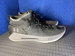 Under Armour Men's Heat Seeker Basketball Shoe Sz 14  BLACK  3000089-004 EU 48.5