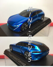 Norev Peugeot Concept Car Instinct Salon de Geneve 2017 1/43 473893