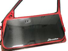 Carbon front door cards Nissan Micra K11 Nismo  Rallye trackday race  Motorsport