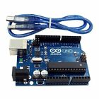 Pop UNO R3 MEGA328P ATMEGA16U2 Development board for Arduino  + USB Cable