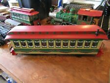 G GAUGE - North Pole & Southern Passenger Car - by Bachmann - used