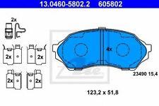 Kit de plaquettes de frein MAZDA 323 ASTINA VI (BJ) 323 F VI (BJ) 323 F/P Mk VI