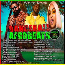 DJ White Rock DANCEHALL x AFROBEATS Mega mix