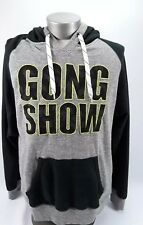Gong Show Lifestyle Hockey Size XL Pullover Hoodie Gong Show Spell Out