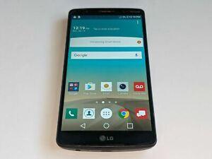LG G3 VS985 Black 32GB Verizon Wireless 4G LTE Touchscreen Smartphone *Tested*