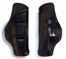 Turtlecreek Leather IWB Holster for Sig Sauer Mosquito - RH Pattern & Fixed Clip