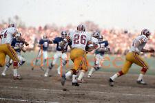 1975 Bob Brunet WASHINGTON REDSKINS - 35mm Football Slide