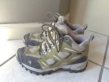 THE NORTH FACE Women's Green Hiking Boots Size 5.5