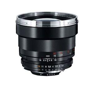 Near Mint! Carl Zeiss Planar T* 85mm f/1.4 ZF.2 for Nikon - 1 year warranty