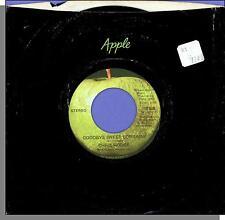 "Chris Hodge - Goodbye Sweet Lorraine + Contact Love - 7"" 45 RPM Apple Single!"
