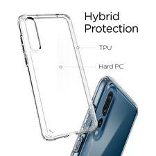 Huawei P20 Pro Case Ultra Slim Hybrid TPU Bumper Cover Shockproof Crystal Clear