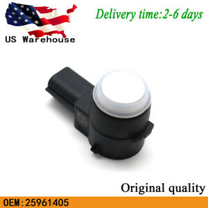 Silver 25961405 PDC Parking Assist Sensors For GM Chevrolet Cadillac GMC Buick