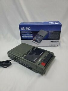 Classroom Cassette Player, 2 Station, 1 Watt (D132) (HA802)  🔥🔥FAST SHIPPING