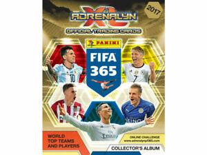 Panini FIFA 365 Adrenalyn 2016-2017 card no. 250-423