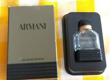 GIORGIO ARMANI Miniature 1984 Eau pour Homme 5ml 0,17floz 89% vol vide (p454)