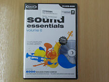 DVD-ROM Pro Audio Software, Loops & Samples
