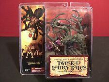 Miss Muffet 2005 McFarlane's Monsters Action Figure Twisted Fairy Tales Sealed