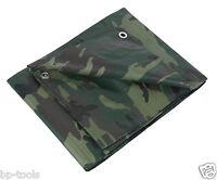 Bache de camouflage 130 grs/M² 1.80 X 3.00M   PRBC1301,8X3