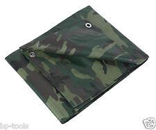 Bache de camouflage 130 grs/M² 1.80 X 3.00M  ref:  PRBC1301,8X3