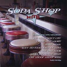 Various Artists : Soda Shop Hits / Various Rock 1 Disc CD